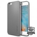 Spigen iPhone 6S6 Case CapsuleLiquid Armor Black SGP11751