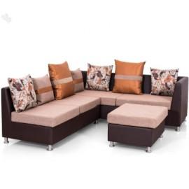 Fabric 5 Seater Sofa