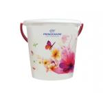 Princeware 1076P Deluxe Bucket - Assorted Colour, 16 L